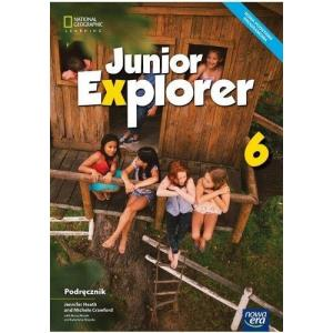 Junior Explorer 6. Podręcznik