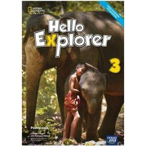 Hello Explorer 3. Podręcznik Wieloletni + CD