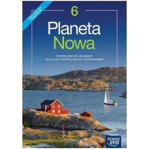 Planeta Nowa. Podręcznik. Klasa 6. Szkoła Podstawowa