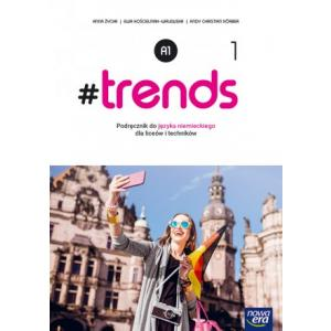 #Trends 1. Podręcznik. Liceum i Technikum