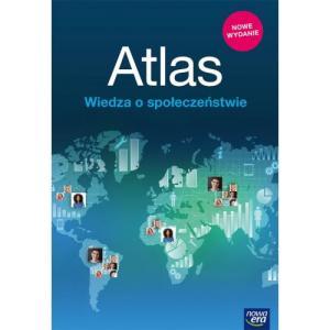 Atlas. Wiedza o Społeczeństwie. Szkoła Podstawowa. Liceum i Technikum