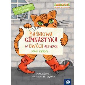 Baśniowa Gimnastyka w Dwóch Językach. Nowe Zabawy + Gra Planszowa