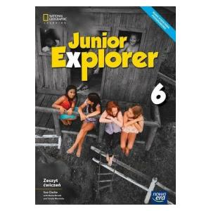 Junior Explorer 6. Ćwiczenia