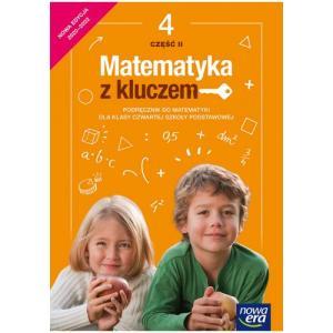 Matematyka z kluczem. Szkoła podstawowa klasa 4. Podręcznik część 2. Nowa edycja 2020-2022
