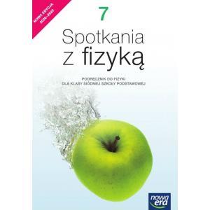 Spotkania z fizyką. Szkoła podstawowa klasa 7. Podręcznik. Nowa edycja 2020-2022
