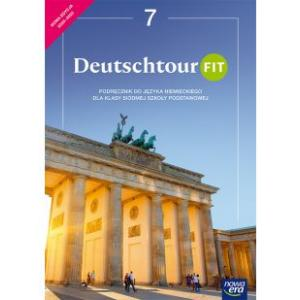 Deutschtour fit 7. Szkoła podstawowa. Podręcznik