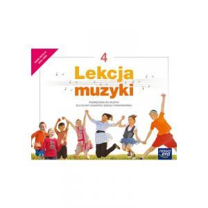 Lekcja muzyki. Szkoła podstawowa klasa 4. Podręcznik. Nowa edycja 2020-2022