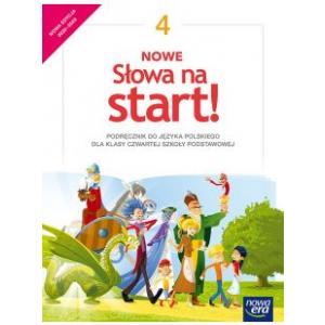 NOWE Słowa na start! Język polski. Szkoła podstawowa. Klasa 4. Podręcznik. Nowa edycja 2020-2022