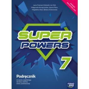 Super Powers 7. Szkoła podstawowa. Podręcznik