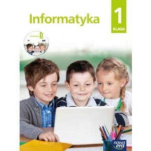 Edukacja wczesnoszkolna klasa 1. Zeszyt ćwiczeń. Informatyka + CD