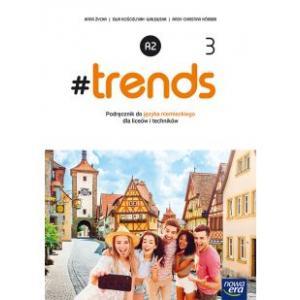 #trends 3. Liceum i technikum. Podręcznik