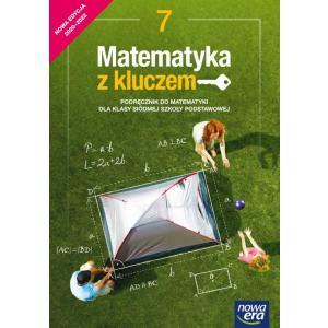 Matematyka z kluczem. Szkoła podstawowa klasa 7. Podręcznik. Nowa edycja 2020-2022
