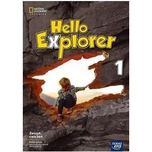 Hello Explorer. Klasa 1. Zeszyt ćwiczeń. Nowa edycja 2020-2022