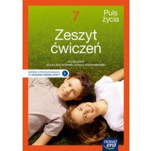 Puls życia. Szkoła podstawowa klasa 7. Zeszyt ćwiczeń. Nowa edycja 2020-2022