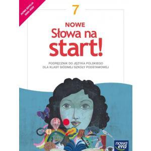 NOWE Słowa na start! Język polski. Szkoła podstawowa klasa 7. Podręcznik. Nowa edycja 2020-2022