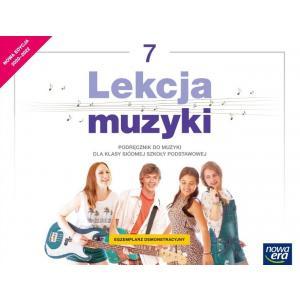 Lekcja muzyki. Szkoła podstawowa klasa 7. Podręcznik. Nowa edycja 2020-2022