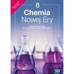 Chemia Nowej Ery. Szkoła podstawowa klasa 8. Podręcznik. Nowa edycja 2021-2023