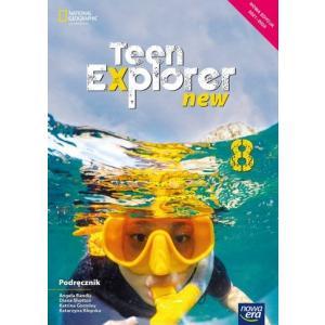 Teen Explorer New 8. Szkoła podstawowa. Podręcznik. Nowa edycja 2021-2023
