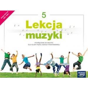 Lekcja muzyki. Szkoła podstawowa klasa 5. Podręcznik. Nowa edycja 2021-2023