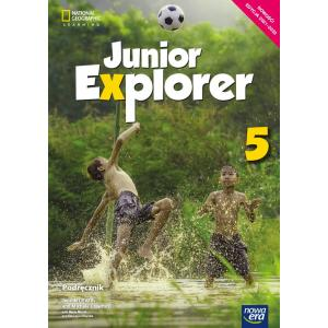 Junior Explorer. Szkoła podstawowa klasa 5. Podręcznik. Nowa edycja 2021-2023