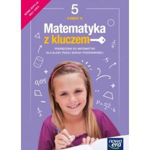 Matematyka z kluczem. Szkoła podstawowa klasa 5. Podręcznik część 2. Nowa edycja 2021-2023