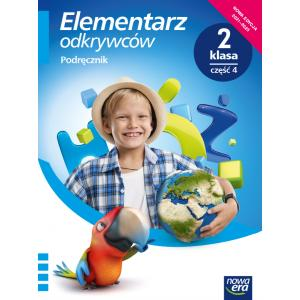 Elementarz odkrywców. Szkoła podstawowa kl. 2 cz. 4. Podręcznik zintegrowany. Nowa edycja 2021-2023