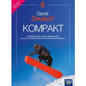 Das ist Deutsch Kompakt. Szkoła podstawowa klasa 8. Podręcznik. Nowa Edycja 2021-2023