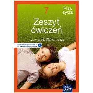 Puls życia. Szkoła podstawowa klasa 7. Zeszyt ćwiczeń. Nowa edycja 2021-2023