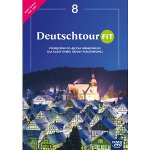 Deutschtour FIT. Szkoła podstawowa klasa 8. Podręcznik. Nowa edycja 2021-2023