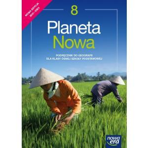 Planeta nowa. Szkoła podstawowa klasa 8. Podręcznik. Nowa edycja 2021-2023