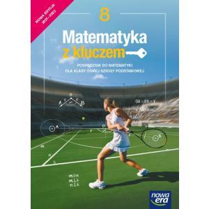 Matematyka z kluczem. Szkoła podstawowa klasa 8. Podręcznik. Nowa edycja 2021-2023