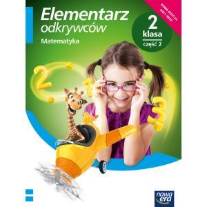 Elementarz odkrywców. Szkoła podstawowa klasa 2 cz. 2. Podręcznik. Matematyka. Nowa edycja 2021-2023