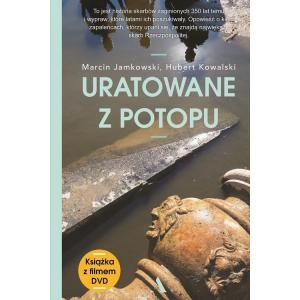 Uratowane z Potopu + DVD /varsaviana/