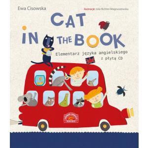 Cat in the Book Elementarz języka angielskiego z płytą CD