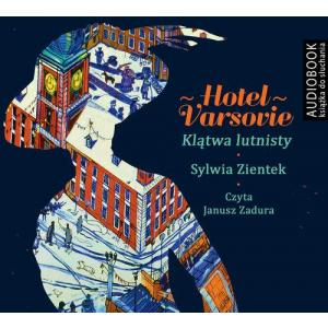 Hotel Varsovie Klątwa Lutnisty (Audiobook) (CD-MP3)
