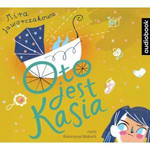 Oto jest Kasia (Audiobook) (CD-MP3)