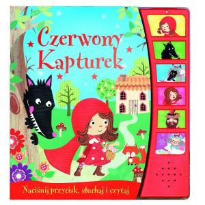 Baśniowe opowieści Czerwony Kapturek wyd. 2013