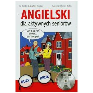 Angielski dla Aktywnych Seniorów + MP3