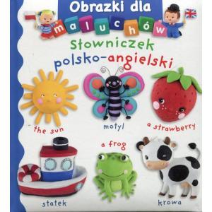 Słowniczek obrazkowy polsko-angielski dla malucha