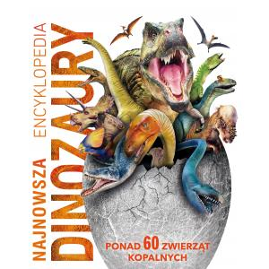 Najnowsza encyklopedia. Dinozaury