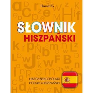 Słownik hiszpański. Hiszpańsko-polski, polsko-hiszpański