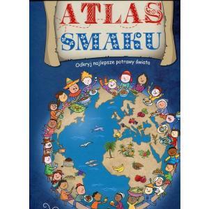 Atlas Smaku Odkryj Najlepsze Potrawy Świata