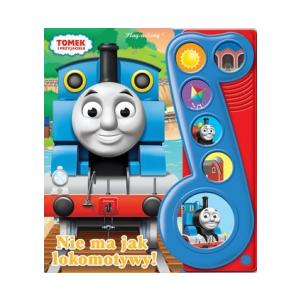 Tomek i przyjaciele Nie ma jak lokomotywy