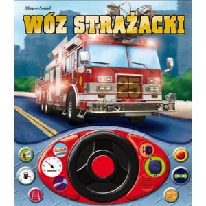 Wóz strażacki + kierownica