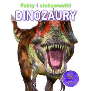 Fakty i ciekawostki. Dinozaury