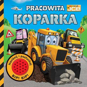My first JCB Pracowita koparka