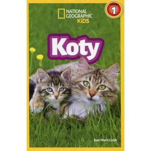 National Geografic Kids Koty Poziom 1