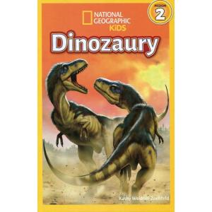 National Geographic Kids Dinozaury Poziom 2