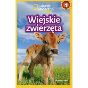 National Geographic Kids Wiejskie zwierzęta