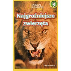 National Geographic Kids Najgroźniejsze zwierzęta